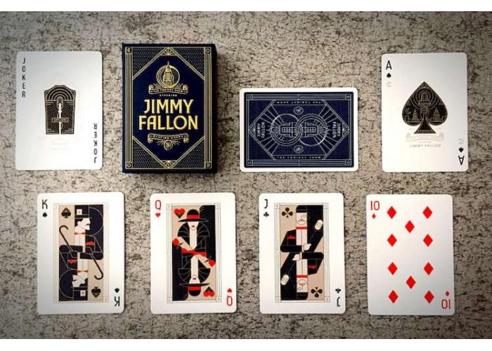 Карты игральные Theory11 Jimmy Fallon