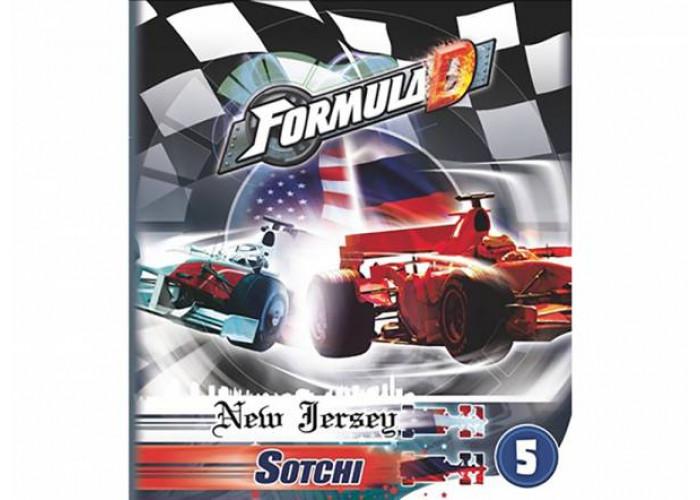 Формула Д: Нью-Джерси/Сочи (Formula D: New Jersey & Sotchi)