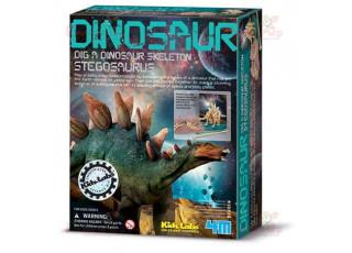 Раскопки. Стегозавр
