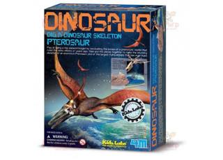 Раскопки. Птерозавр