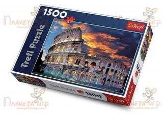 Пазл Колизей. Рим, 1500 эл.