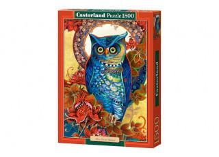Пазл Крик совы, Д. Галчат, 1500 эл.