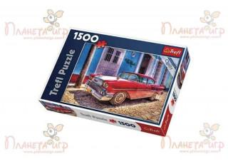 Пазл Chevrolet Oldtimer, 1500 эл.