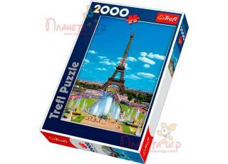 Пазл Эйфелева башня, 2000 эл.