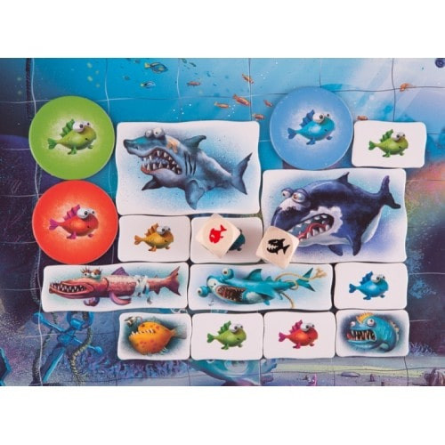 Дорога на риф (SOS Requins)