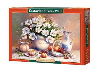 Пазл Позолоченная ваза, Т. Хардвик, 2000 эл.