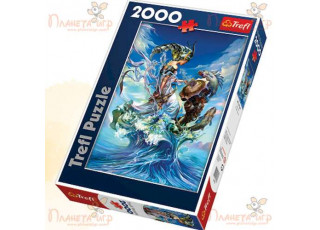 Пазл Королева моря, 2000 эл.