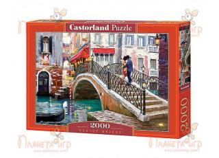 Пазл Мост в Венеции, 2000 эл.
