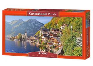 Пазл Гальштат. Австрия, 4000 эл.