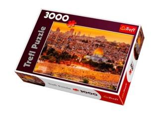 Пазл Крыши Иерусалима, 3000 эл.