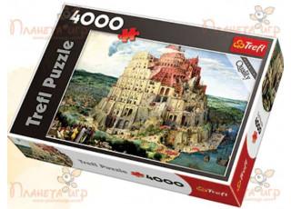 Пазл Вавилонская башня, 4000 эл.