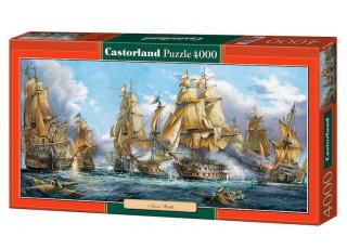 Пазл Морское сражение, 4000 эл.