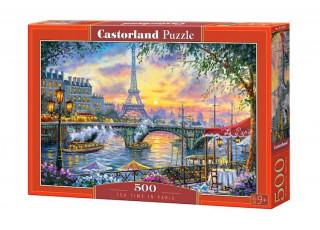 Пазл Чаепитие в Париже, 500 эл.