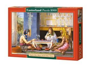 Пазл Лоуренс. Египетские игроки в шахматы, 1000 эл.