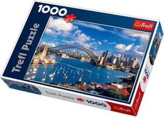Пазл Порт Джексон, Сидней, 1000 эл.