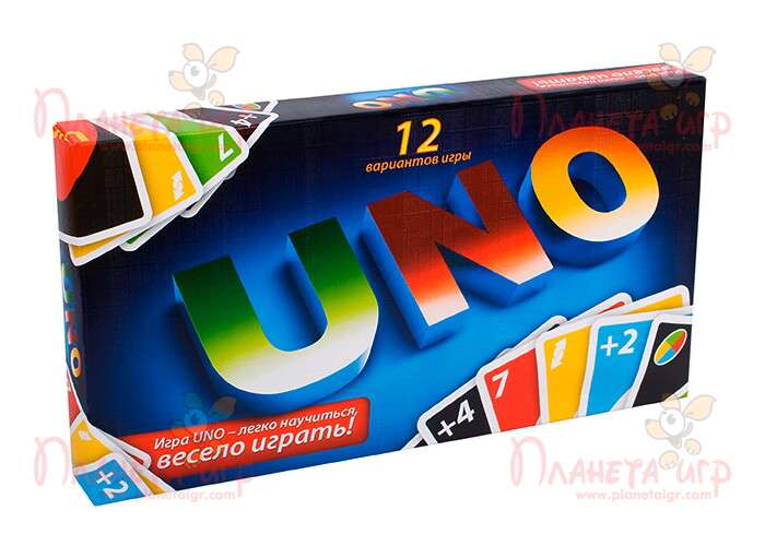 Всемирно известная игра UNO уже в Украине изоражения
