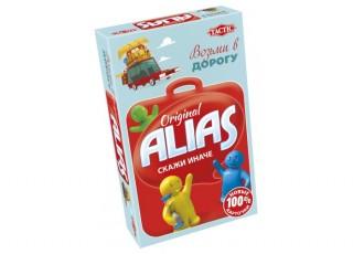 Алиас или Скажи Иначе. Дорожная версия (Алиас компактный, Alias travel)