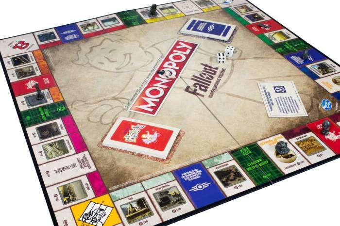 Монополия: Fallout (Monopoly: Fallout Collector's Edition)
