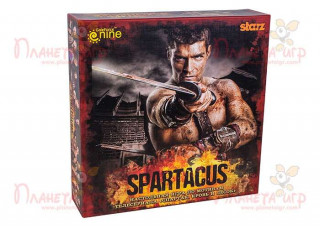 Спартак (Spartacus: A Game of Blood & Treachery) + 5 бонусных карт