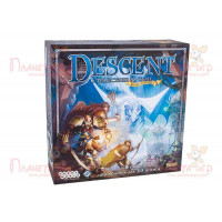 Descent: Странствия во Тьме (2-е изд.) (Descent: Journeys in the Dark Second Edition) (рус.)
