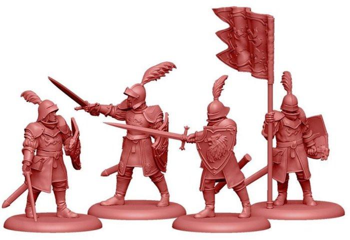 Песнь Льда и Огня: Гвардейцы Ланнистеров (A Song of Ice & Fire: Tabletop Miniatures Game – Lannister Guardsmen)