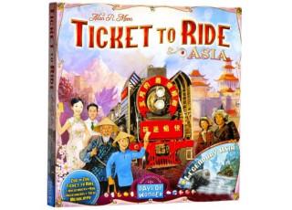 Билет на поезд: Азия (Ticket to Ride: Asia)