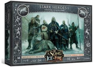Песнь Льда и Огня: Герои Старков І (A Song of Ice & Fire: Tabletop Miniatures Game – Stark Heroes I)