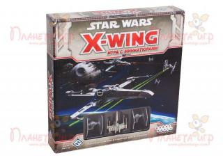 Star Wars: X-Wing Miniatures Game (Звёздные войны. Истребители Х. Игра с миниатюрами)