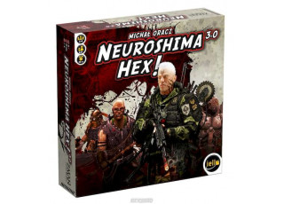 Нейрошима-6 (Neuroshima Hex 3.0)