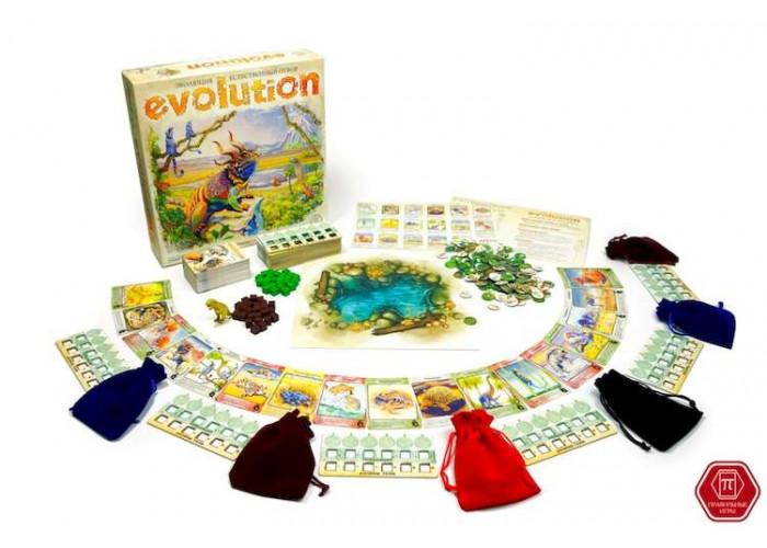 Эволюция. Естественный отбор (Evolution. The dynamic game of survival)
