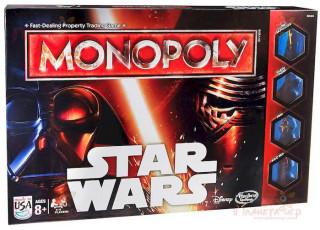 Монополия Звёздные Войны (Monopoly Star Wars)