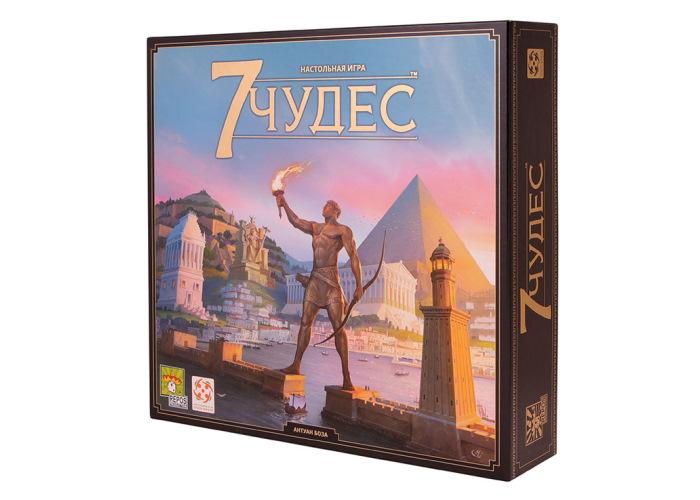 7 Чудес (7 wonders) (рус.)