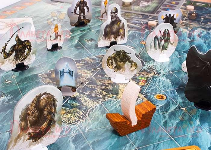 Андор: Поход на север (Die Legenden von Andor: Die Reise in den Norden)