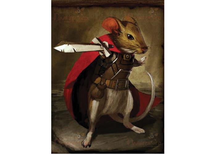 О мышах и тайнах (Mice and Mystics) + уникальное промо!