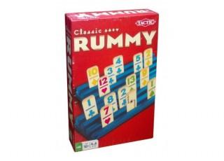 Румми дорожная версия (Руммикуб, Rummy compact)