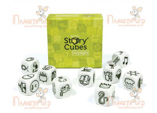 Кубики историй Рори: Путешествия (Rory's Story Cubes: Voyages)