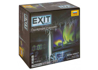 EXIT: Квест. Полярная станция (EXIT: The Game – The Polar Station)