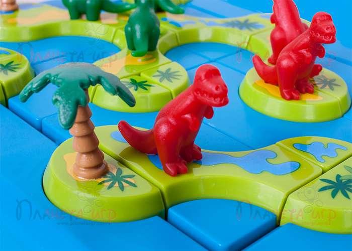игры для детей динозавры