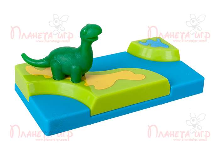 Динозавры. Таинственные острова (Динозаври. Таємничі острови)