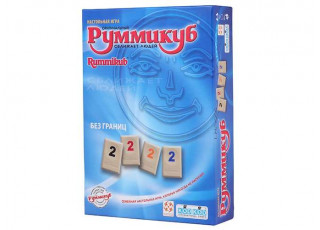 Руммикуб. Без границ (мини) (Rummikub Lite (Mini Tiles)