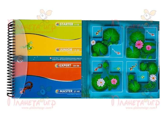 Дорожная магнитная игра Подводный мир (Підводний світ)