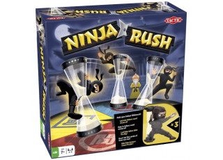 Ниндзя, поторопись (Ninja rush) (мульти)