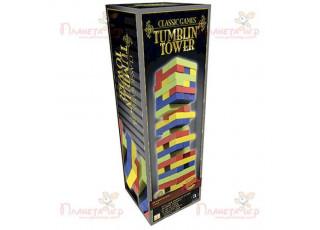 Дженга цветная (Джанга, Башня, Tumblin' Tower)