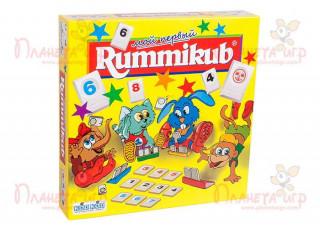 Мой первый Rummikub