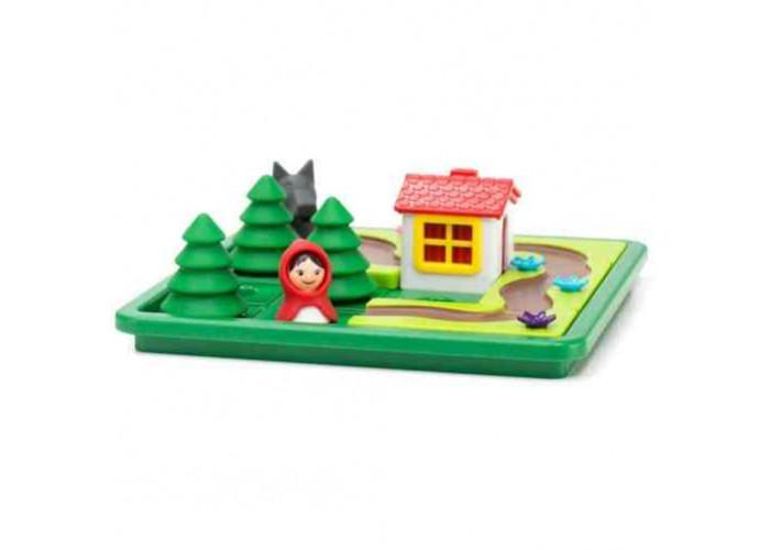 Маленькая Красная Шапочка (Маленький Червоний Капелюшок)