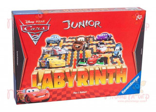 Лабиринт Юниор. Тачки 2 (Labyrinth Junior Cars 2)