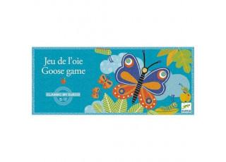 Из гусеницы в бабочку (Goose game, Jeu de l'oie)