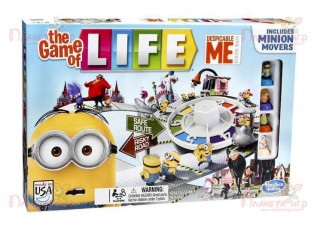 Игра в жизнь. Серия Миньоны (The Game of Life: Minions)