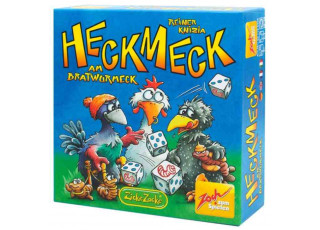 Хекмек или как заморить червячка (Heckmeck am Bratwurmeck, Pickomino)