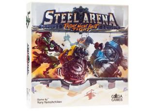 Стальная Арена. Бои Роботов по Пятницам (Steel Arena: Friday Night Robot Fight)